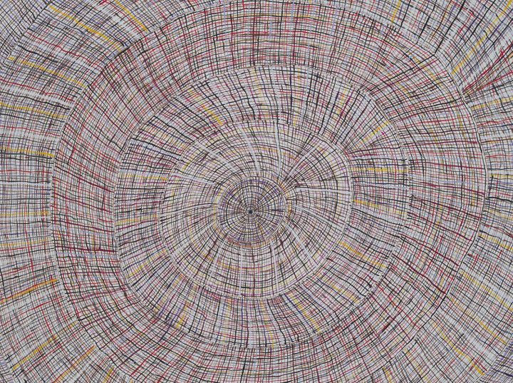 "Regina Pilawuk Wilson, ""Sun Mat"" (2015)"