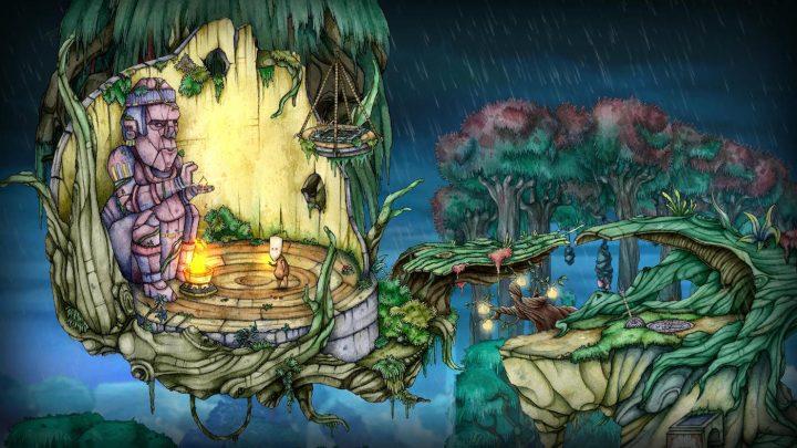"Scene from ""Candle"" (courtesy Teku Studios)"
