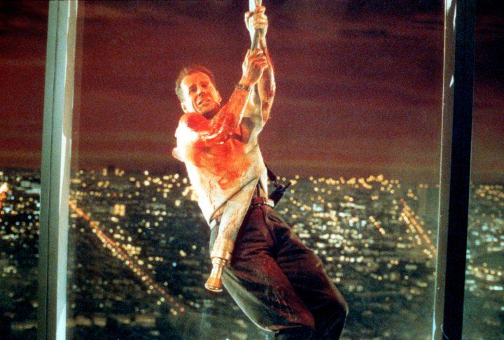Die Hard (1988) Directed by John McTiernan Shown: Bruce Willis