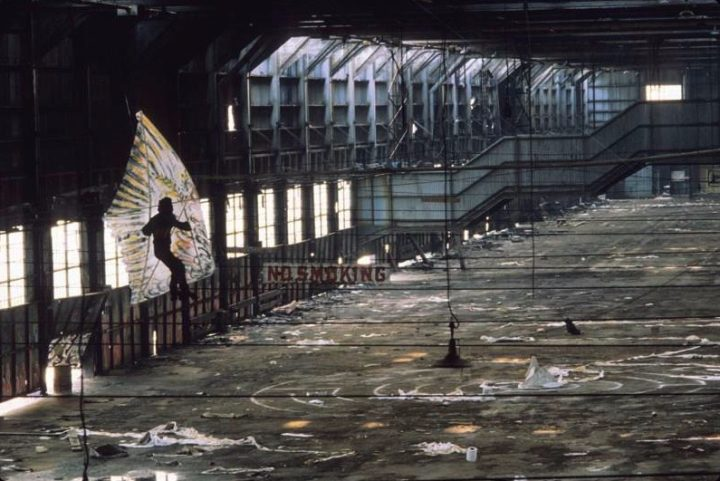 Something Possible Everywhere: Pier 34 NYC, 1983-84
