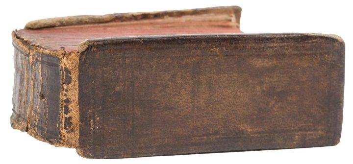"""Christoph Gottleib Jacobi, """"Oel und Wein"""" (1750)"""