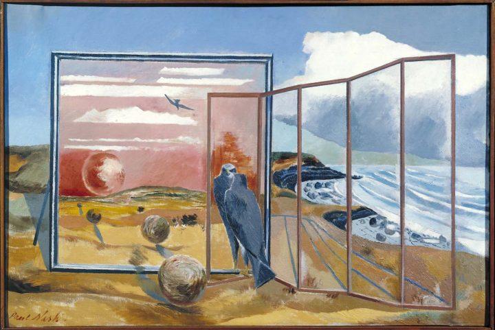 "Paul Nash, ""Landscape from a Dream"" (1936–38) (© Tate)"