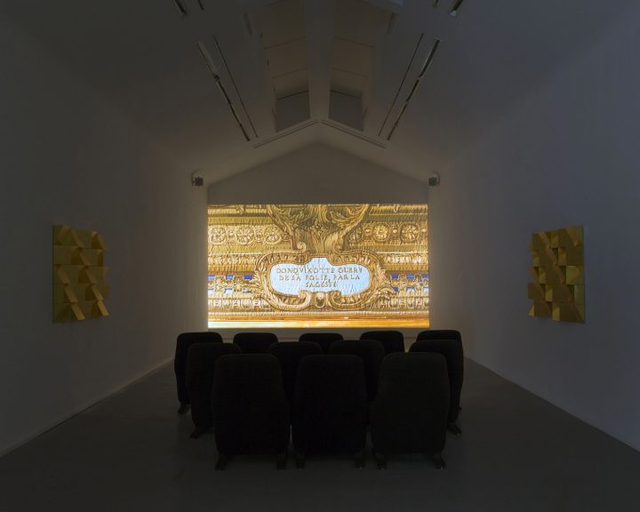 Installation View of Elysée at Galerie Perrotin (photo by Claire Dorn)