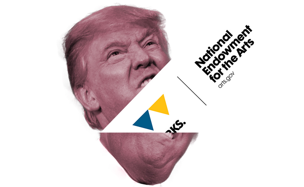 trump team plans to eliminate national endowments for the arts and