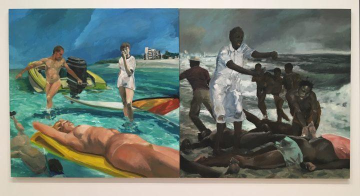 Ross Bleckner Most Famous Painting