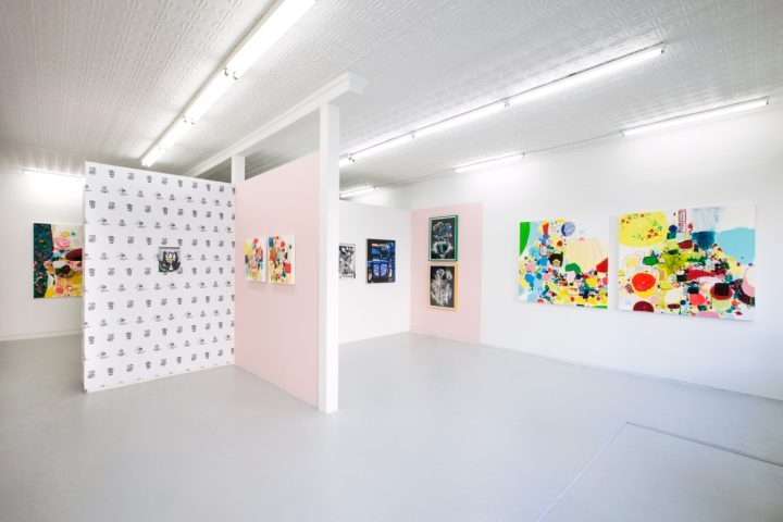 Installation view of <em>More</em> at Mrs. Gallery (photo courtesy Mrs. Gallery)