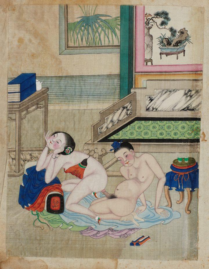 Qing Dynasty Sex Manuals 77