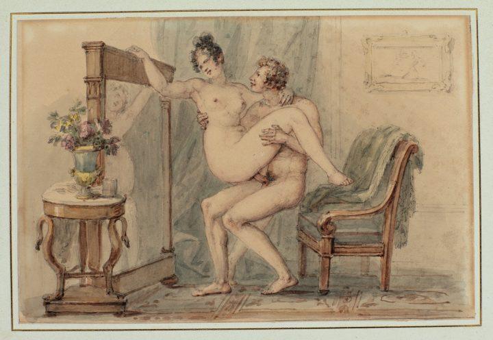 Turkish erotic art