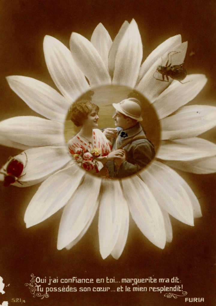 Help Transcribe World War I Love Letters – Love Letters