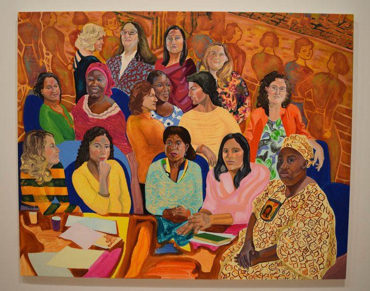 "Aliza Nisenbaum, ""MOIA's NYC Women's Cabinet"" (2016)"