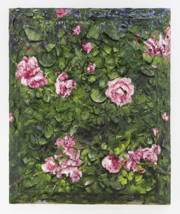 Julian Schnabel S Flowers