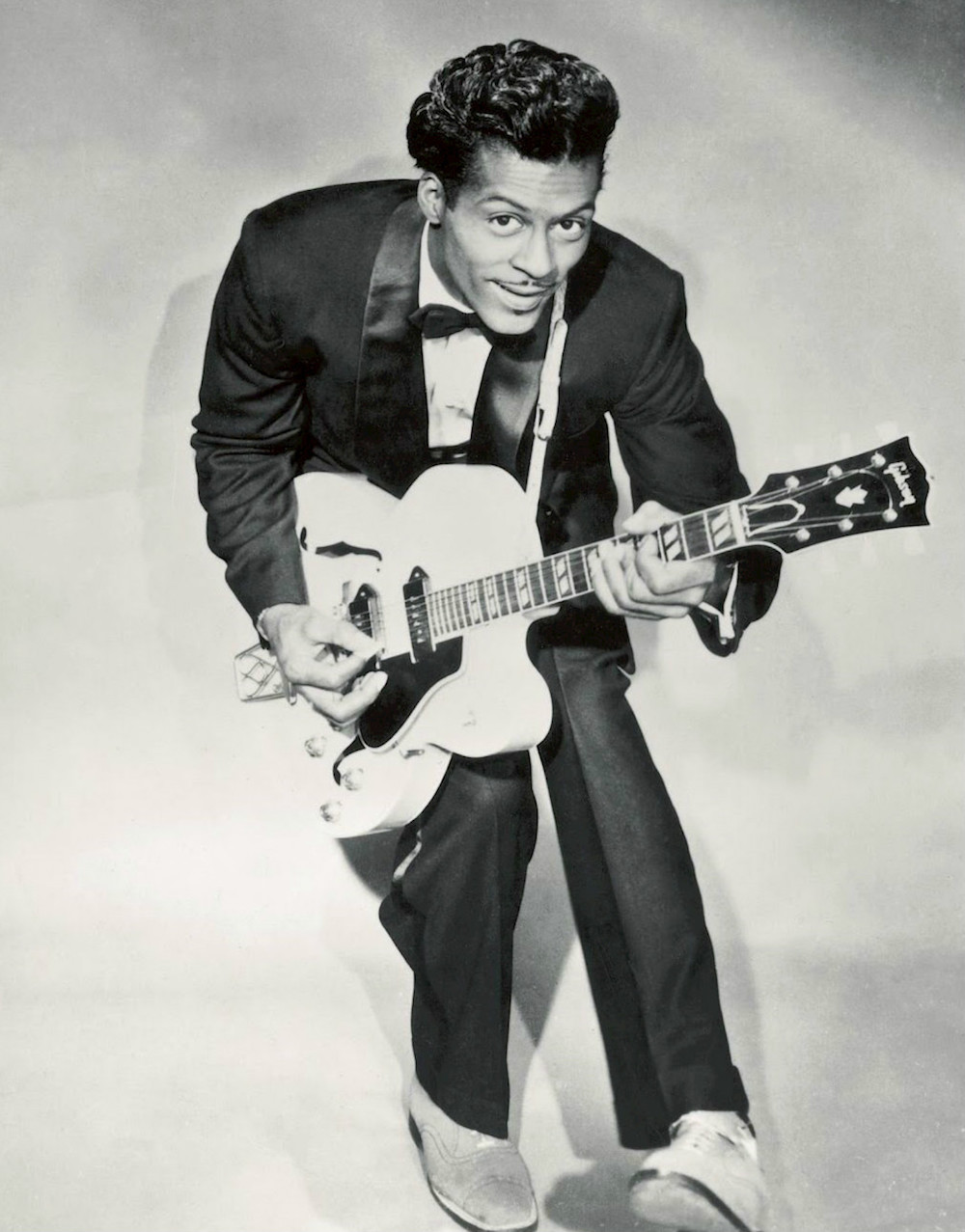 Chuck Berry And The Modernist Fable Of Johnny B Goode