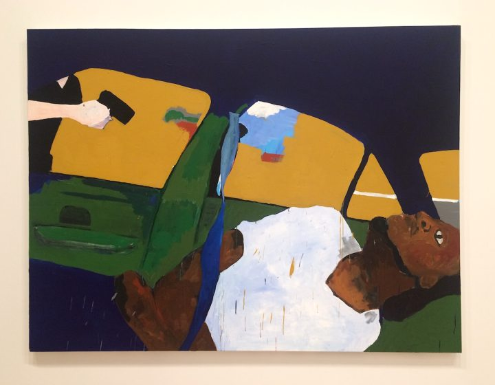Painting On Message At The 2017 Whitney Biennial