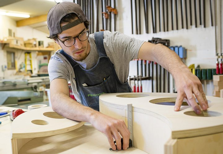 The Digital Fabrication Lab At Oregon College Of Art And Craft OCAC Recently Hosted Artists Designers An Open Studio Event That Challenged