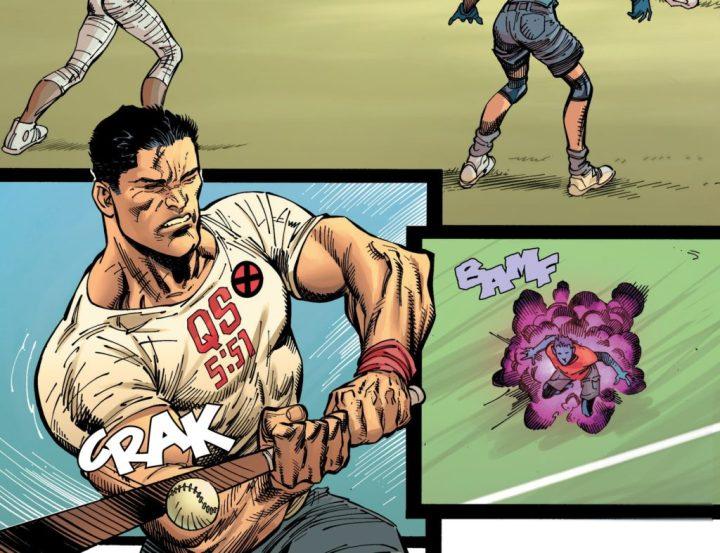 A passage from <em>X-Men Gold</em> #1 by Ardian Syaf (all images courtesy Marvel Comics)