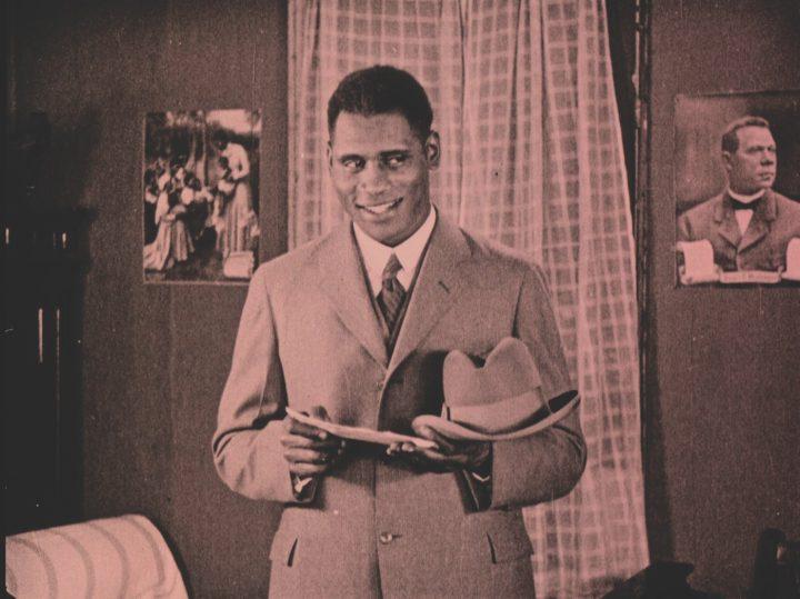 <em>Body and Soul</em> (1925), USA, directed by Oscar Micheaux (courtesy Kino Lorber)