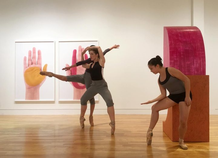 Seven Collaborations Between Women Choreographers and Artists