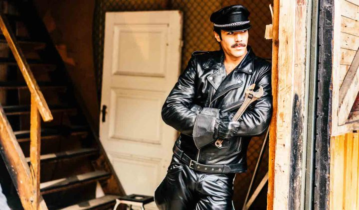 A scene from <em>Tom of Finland</em> (all photos courtesy of Protagonist Pictures)