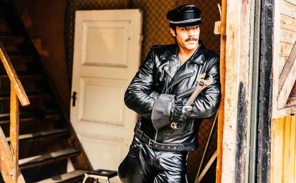 A scene from Tom of Finland (all photos courtesy of Protagonist Pictures)