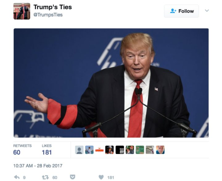 From Tiny Trumps To Terrifying Ties Big League Memes For The Th - The internet is using photoshop to make tiny trumps and its hilarious