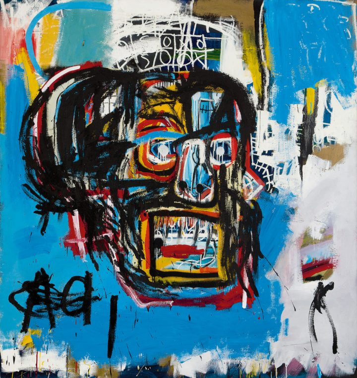 Basquiat Painting Sells For 110 5 Million Becoming Most