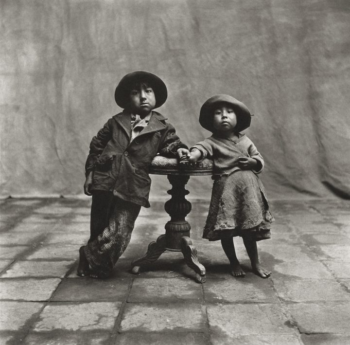 Why irving penn s portraits are his most compelling for Irving penn gallery