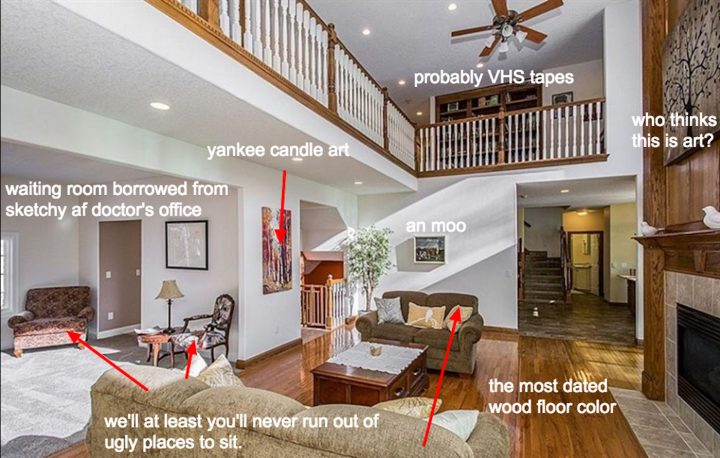 The Worst Mcmansion Sins From Useless Pilasters To