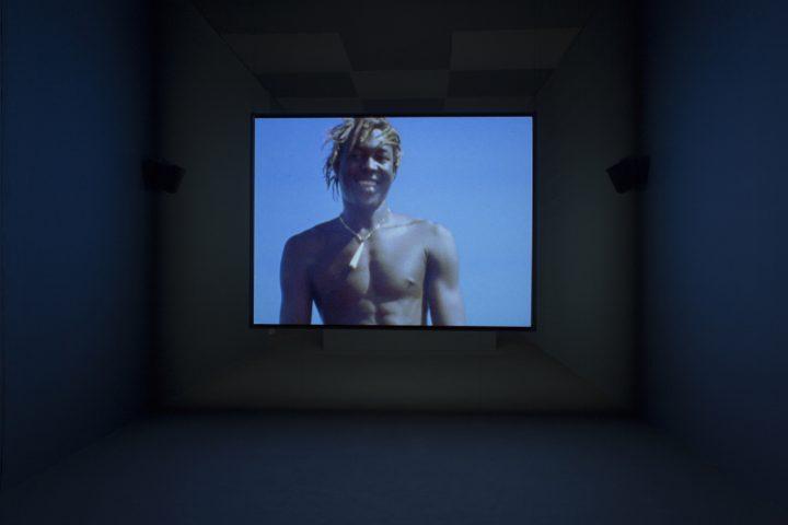"Steve McQueen, ""Ashes"" (2002–15), installation view at the 2015 la Biennale di Venezia (courtesy the artist, Marian Goodman Gallery, New York/Paris, and Thomas Dane Gallery, London; © 2016 Steve McQueen; photo by: Francesca Buccaro)"