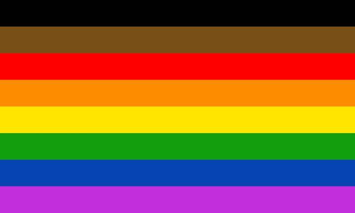 Philadelphia Unveils New Pride Flag to Recognize People of Color