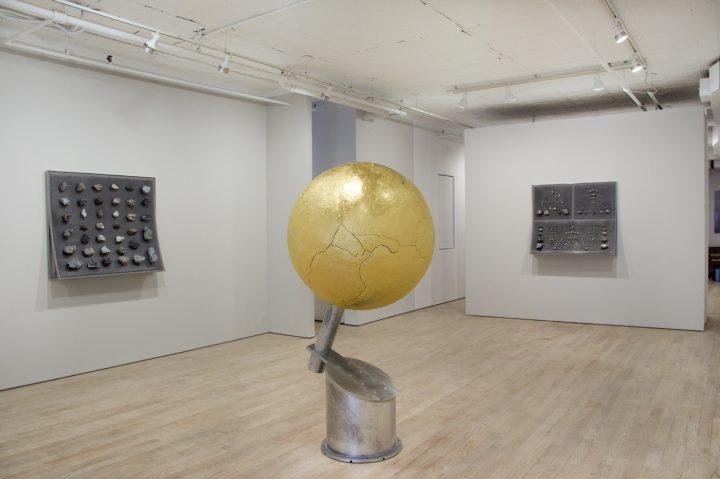 Installation view of John Stoney's <em srcset=