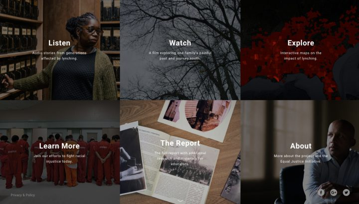 A New Website Tells the Stories of Over 4000 Lynchings in the