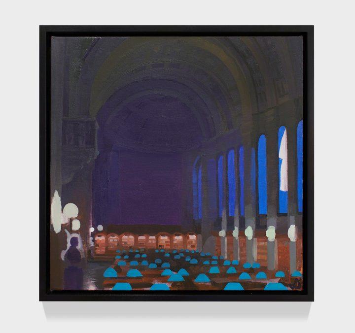 Translating Sight into Paint Artes & contextos Daniel Heidkamp boston