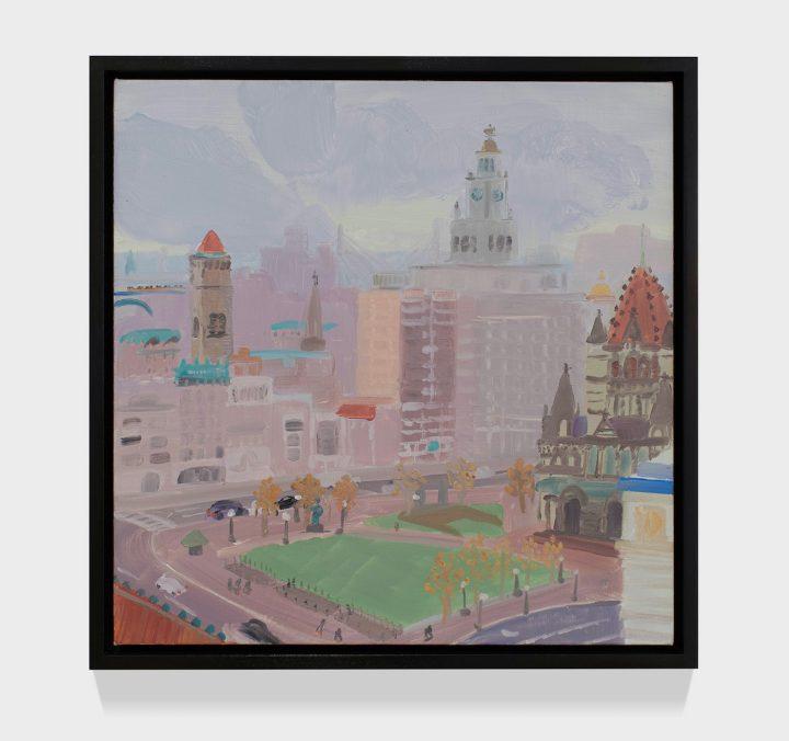 Translating Sight into Paint Artes & contextos Daniel Heidkamp copley
