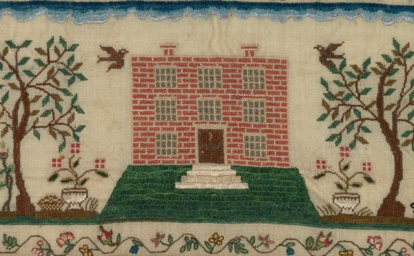 Sampled Lives: Samplers from the Fitzwilliam Museum