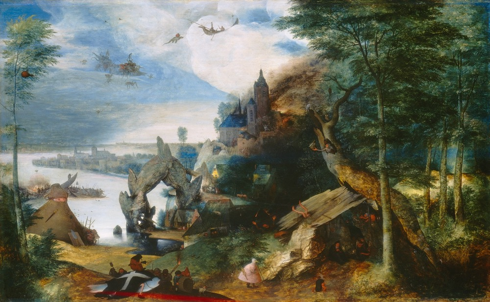 How Renaissance Painting Smoldered With A Little Known