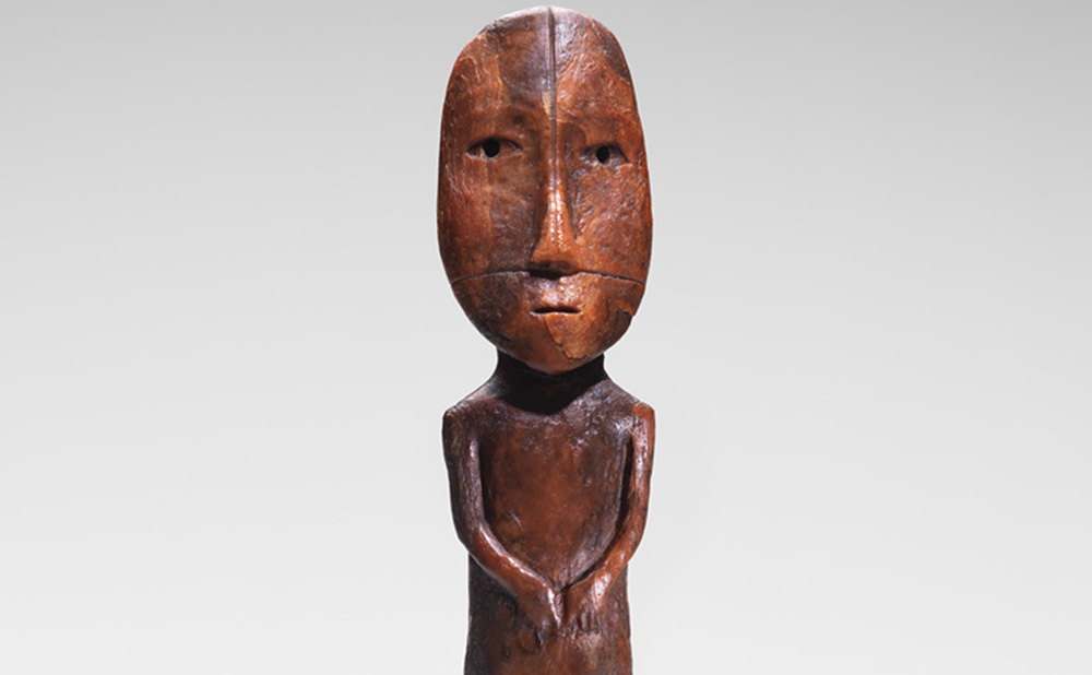 two thousand years of inuit art goes on display at the frieze