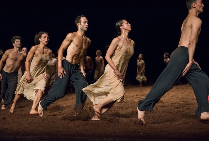Tanztheater Wuppertal, The Rite of Spring (1975), music by Igor Stravinsky, directed and choreographed by Pina Bausch