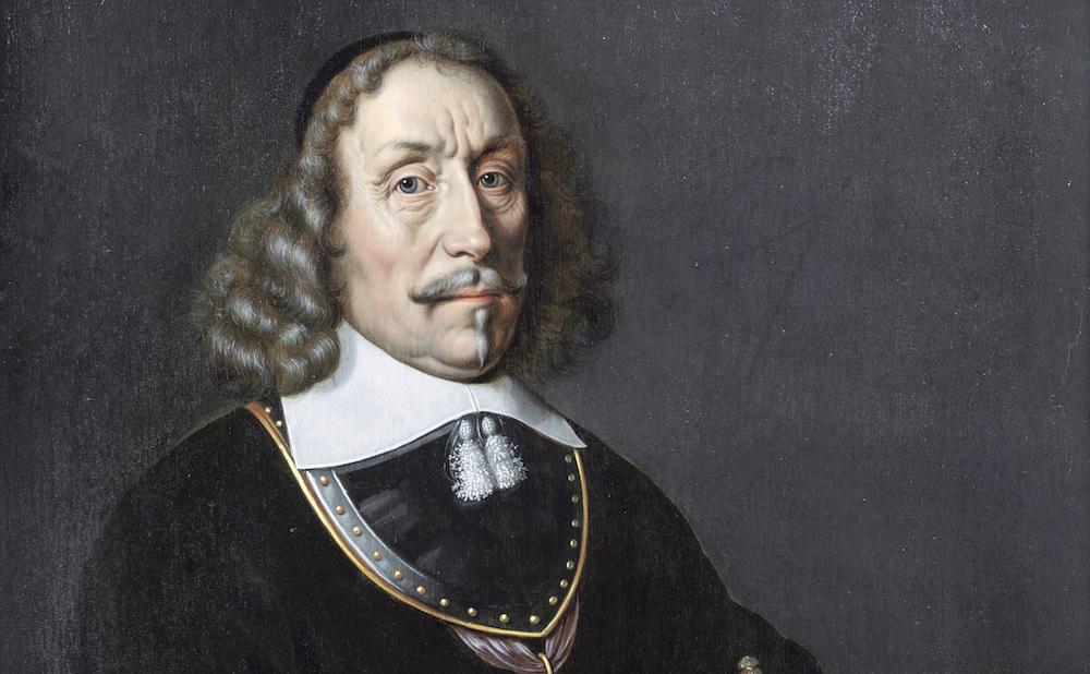 "Abraham van Westerveld, ""Witte Cornelisz. de With"" (17th century) (Bonhams, via Wikimedia Commons)"