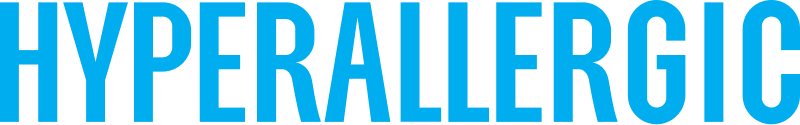 Logo Hyperallergic