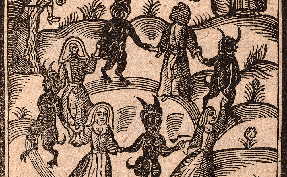 a look at witchcraft in the middle ages There was much superstition and ignorance in 17th century england witchcraft  had been illegal since 1563 and hundreds of women were wrongly accused and .