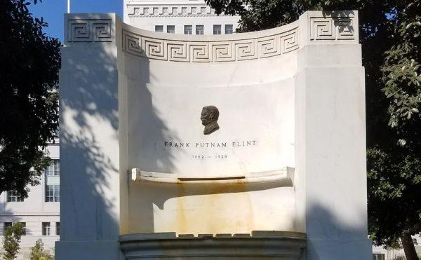 The Los Angeles Aqueduct Monument