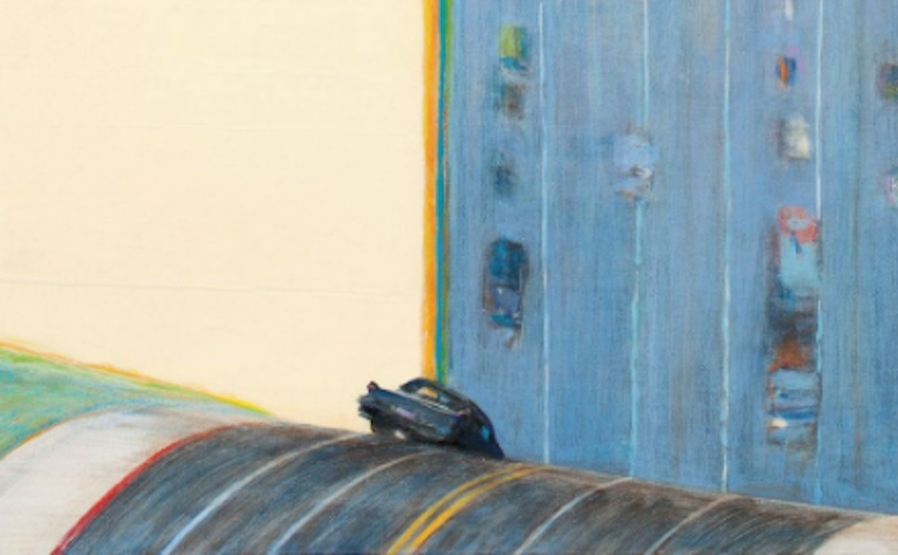 - On The Road With Wayne Thiebaud