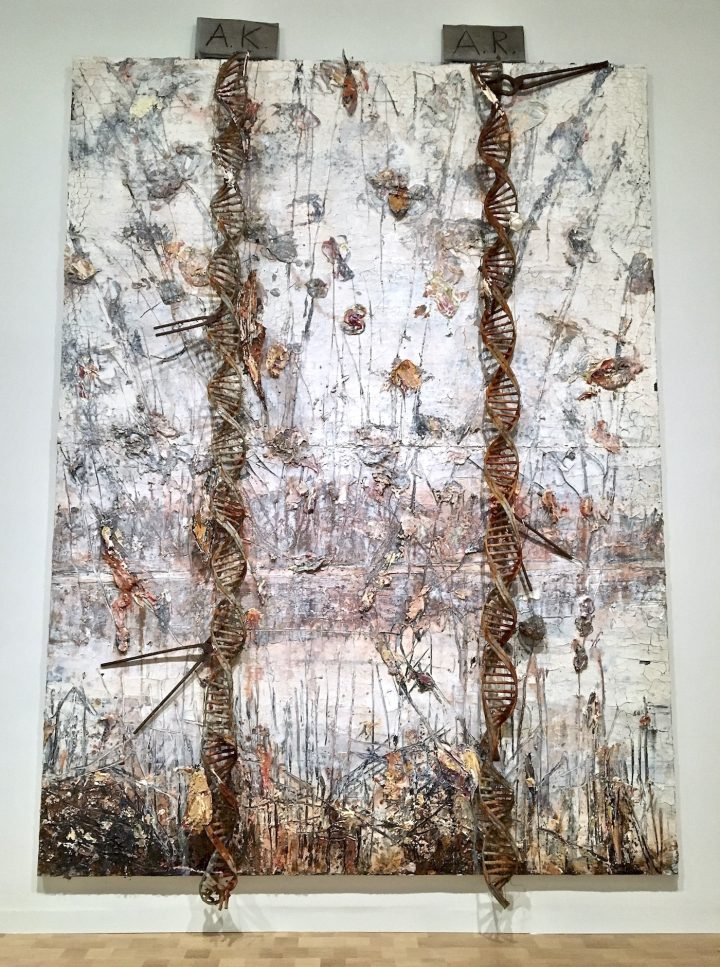The Iconoclastic Kinship of Kiefer and Rodin