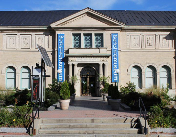 The Berkshire Museum in Pittsfield, Massachusetts (photo courtesy Berkshire Museum, via Wikimedia Commons)
