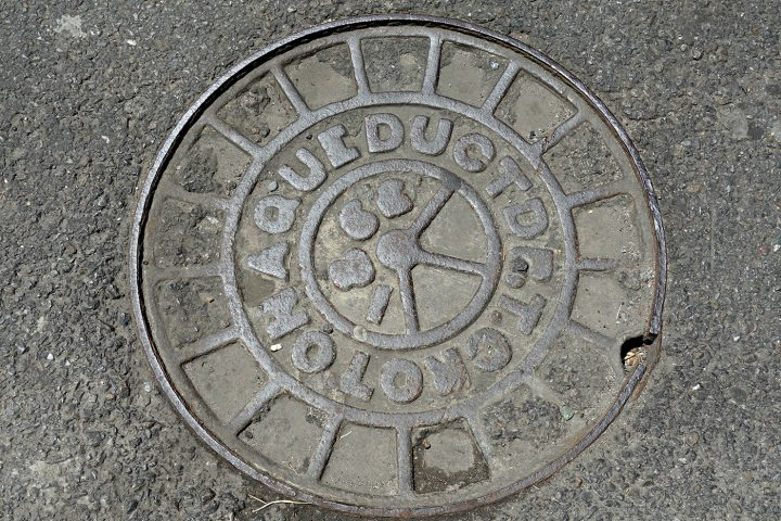 A eulogy for one of nyc s oldest manhole covers