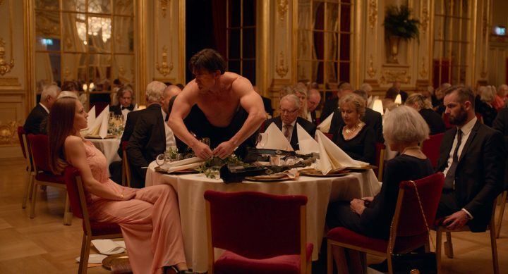 A scene from The Square, a Magnolia Pictures release