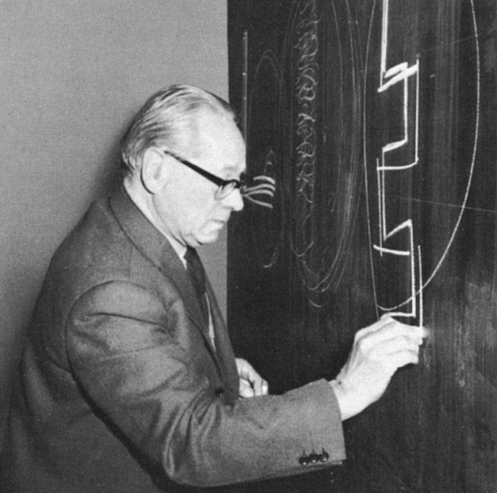 Johannes Itten (via Wikimedia)