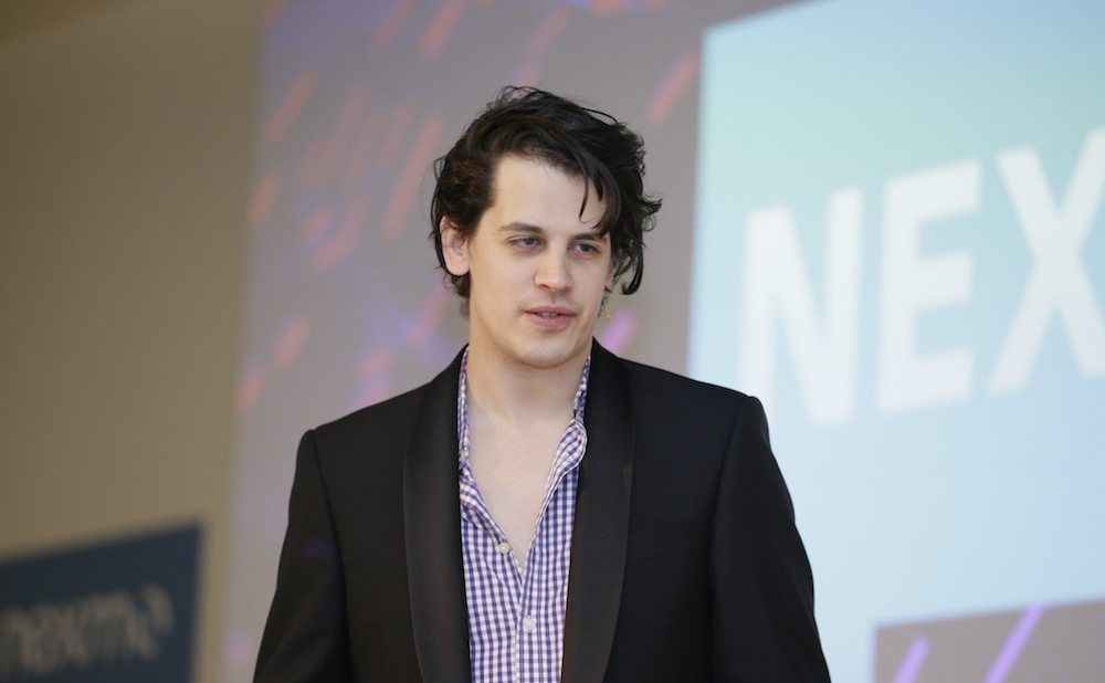 Milo Yiannopoulos (photo by NEXTConf/Flickr)