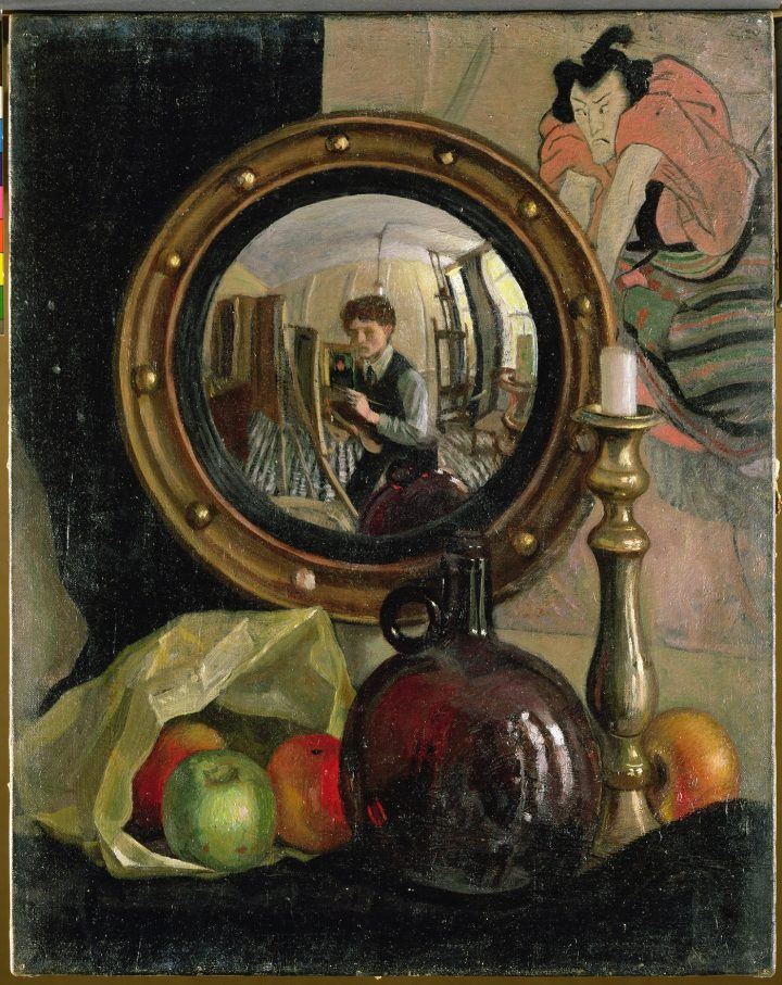 Using Mirrors To See Van Eyck Reflected In The Pre Raphaelites