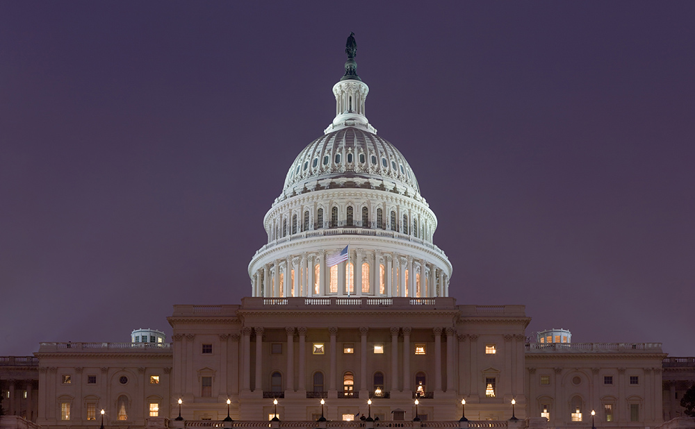US Capitol building (photo by Diliff/Wikimedia Commons)
